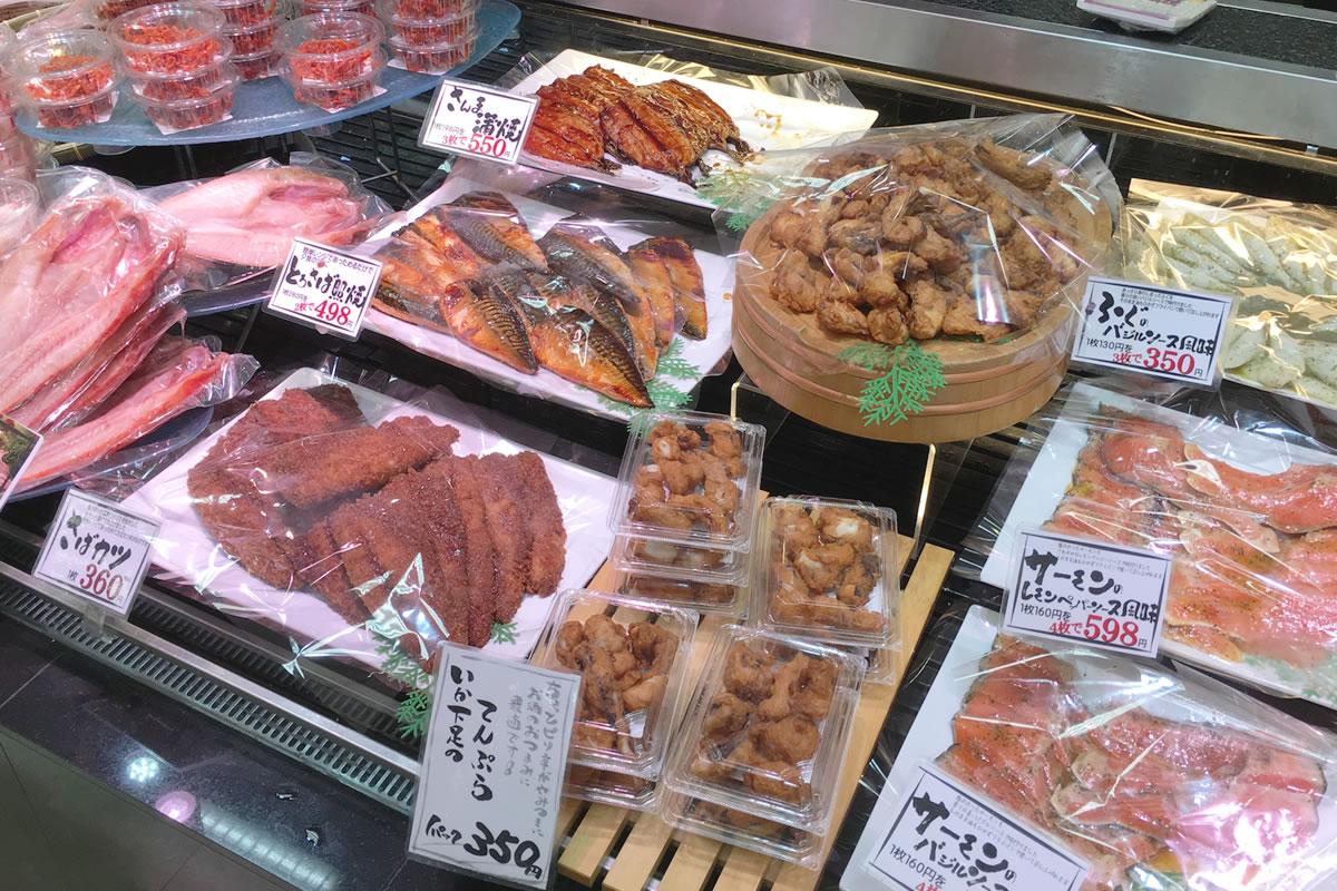 八幡東田の店